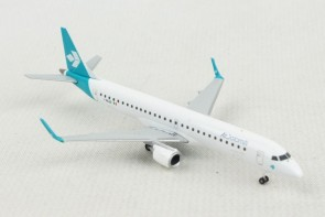 Air Dolomiti Embraer E-195 I-ADJO die-cast Herpa 533799 scale 1:500