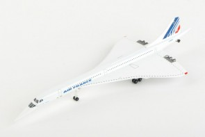 Air France Concorde F-BVFC Herpa Wings die cast 532839 scale 1:500