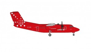 Air Greenland De Havilland Canada DHC-7 OY-GRE Herpa 571166 scale 1:200