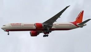 Air India Boeing 777-300ER VT-ALW stand & gears Hogan HG11588G scale 1:200