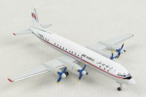 Air Koryo Ilyushing IL-18 TP P-835 Herpa Wings 533485 scale 1:500