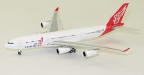 Air Leisure Egypt Airbus A340-200 registration SU-GBO Phoenix 11410 Diecast Scale 1:400
