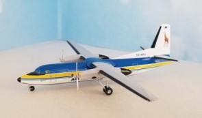 Air Tanzania Fairchild F-27 5H-MPU AeroClassics/Western Models WM219848 scale 1:200