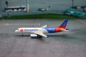 AirCalin France A320-200 F-OZNC Phoenix 11056 scale 1:400