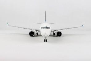 Alaska Boeing 737Max9 N913AK stand & Gears Skymarks Supreme SKR8278 scale 1:100