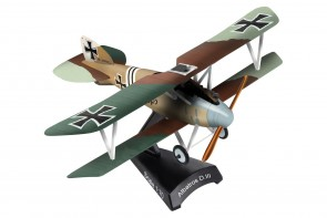 Albatros DII Imperial Germany Army Service WWI by Postage Stamp Models PS5405-1 scale 1:70