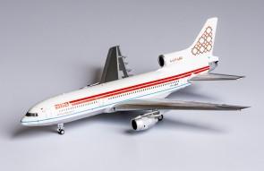 Alia Royal Jordanian Lockheed L-1011-500 Tristar JY-AGA die-cast NG Models 35015 scale 1:400