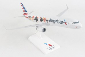 "American Airlines Airbus A321 N162AA ""Stand Pp to Cancer"" livery Skymarks SKR1061 scale 1:150"