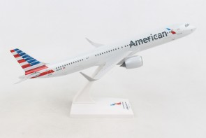 American Airlines Airbus A321neo N400AN Skymarks SKR1022 scale 1-150