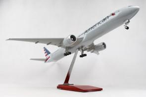 American Boeing 777-300 N718AN gears Skymarks Supreme SKR9404 scale 1:100