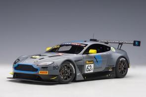 Aston Martin Vantage GT3 Team R-Motorsport Bathurst 12 Hour 2019 #62 AUTOart 81906 Scale 1:18