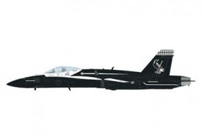 Australian Air Force F/A-18A Hornet RAAF 75 Squadron Commemorative Scheme 2021 Hobby Master HA3561 scale 1:72