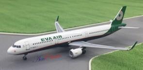 Eva Air Airbus A321 Sharklets Reg# B-16225 Aero Classic Scale 1:400