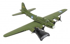 "B-17F Flying Fortress ""Boeing Bee"" Postage Stamp PS5413-2 Scale 1:155"