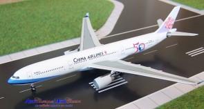 "China Airlines ""50th.""  A330-300 B-18312 1:400 Aeroclassics"