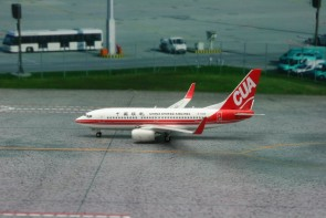 China United Airlines 737-700 Reg# B-5208 Phoenix 11089 Scale 1:400