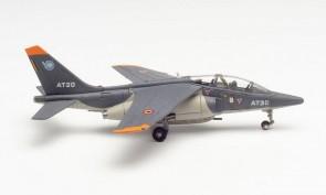 Belgian Air Component Alpha Jet E Advanced Jet Training School Herpa 580687 scale 1:72