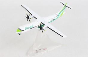 "Binter Canarias ATR-72-600 EC-MNN ""Maspalomas Costa Canaria"" die-cast Herpa 571241 scale 1:200"