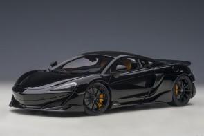 Orange McLaren Senna Trophy Mira/Orange die-cast AUTOart model 76078 scale 1:18