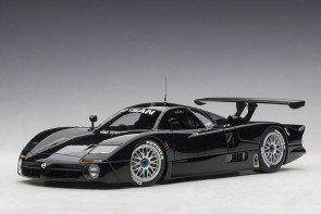 Black Nissan R390 GT1 Lemans 1998 Limited 500 pcs worldwide AUTOart AU89878 scale 1:18