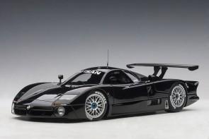 Black Nissan R390 GT1 Lemans 1998 Limited 500 pcs worldwide AUTOart AU89878 scale 1:18