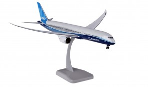 Boeing House 787-9 Dreamliner with gears and stand Hogan HG11274G scale 1:200