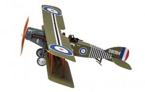 Bristol F2B Fighter 'Charlie Chaplin' WWI Corgi CG28802 scale 1:48