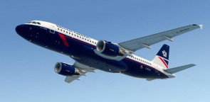 British Airways A320-200 Landor Livery G-BUSI JC EW2320006 scale 1:200