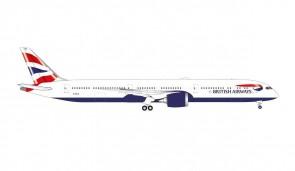 British Airways Boeing 787-10 G-ZBLA Herpa Wings 534802 scale 1:500