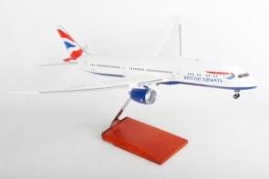 British Airways Boeing 787-9 Dreamliner G-ZBKE Skymarks Supreme SKR9000 1:100