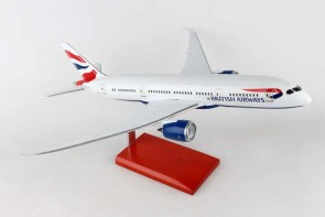 British Airways Boeing 787-8 Dreamliner Crafted Executive Series G54310 Scale 1:100