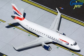 British Airways CityFlyer Embraer E-170STD G-LCYG Gemini G2BAW560 scale 1:200