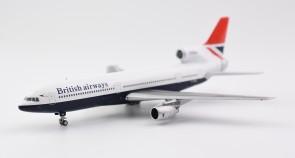 British Airways Lockheed L-1011-1 Negus livery G-BBAI NG Models 31008 scale 1:400