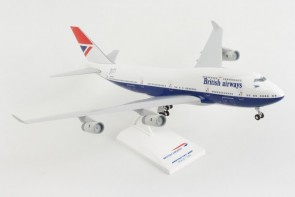 British Airways Boeing 747-400 Landor  w/gears SKR1030 1:200