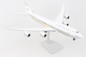 Brunei Government Boeing 747-8i VB-BHK with gears & stand Hogan HG11724G scale 1200