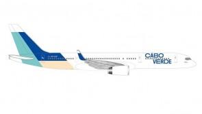 Cabo Verde Boeing 757-200 Sal Herpa diecast 534581 scale 1:500