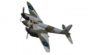 "Canada RCAF D.H Mosquito Intruder ""Moonbeam McSwine"" 1944 Corgi CG32821 scale 1:72"