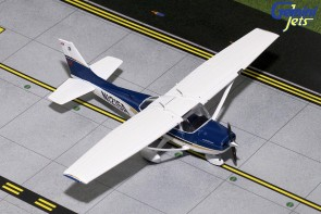 Cessna 172 Sporty Flight School #4 Reg: N1215A Gemini General Aviation GGCES007 scale 1:72