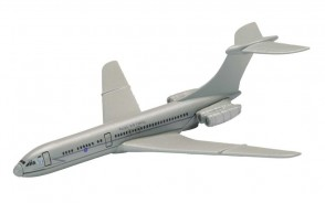 Vickers VC-10 RAF Corgi Showcase new line scale model CG90626 NTS