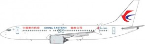 China Eastern Boeing 737-800 Max Reg B-1380 中国东方航空 Phoenix Model 11463 Scale 1:400