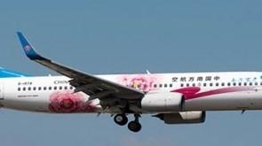 China Southern Boeing 737-800(W) Henan Province 中国南方航空 B-1979 JC Wings JC4CSN892 scale 1:400