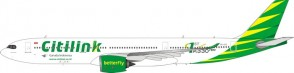 Citilink Air Airbus A330-900neo PK-GYC die-cast Phoenix 11597 scale 1:400