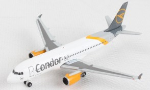 Condor Airbus A320 D-AICC Herpa Wings HE534307 scale 1:500