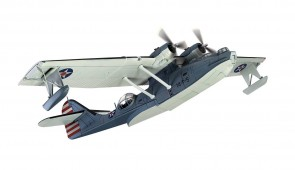 Consolidated PBY-5A Catalina Pearl Harbor 80th Anniversary December 7th 1941-2021 Corgi CG36112 scale 1:72