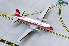 Dan Air Hawker-Siddeley HS-748 Reg: G-ARRW GJDAN112 GeminiJets 1:400