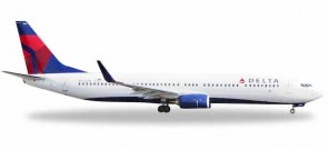 Delta Air Lines Boeing 737-900 N834DN Herpa Wings 531382 scale 1:500