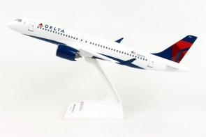 Delta Airbus A220-300 (CS300) N301DU Skymarks SKR1049 scale 1-100