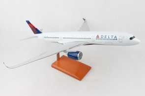 Delta Airbus A350-900 N501DN Crafted Executive Series G55810 scale 1:100