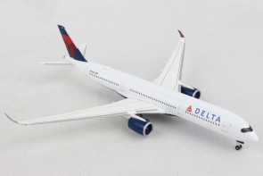 Delta Airbus A350-900 N505DN Herpa Wings 530859-001 scale 1:500
