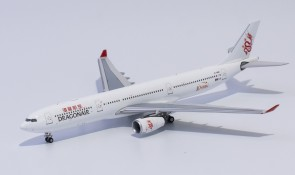 Drag Air Misc Airbus A330-300 B-HWK old livery 10th anniversary NG Models 62019 Scale 1400